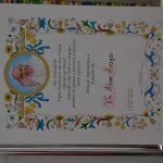 Certifica de Benção a Ótica Papa Francisco